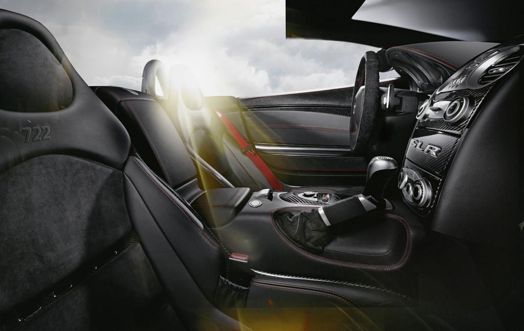 Foto de Mercedes-Benz SLR McLaren Roadster 722 S (26/27)