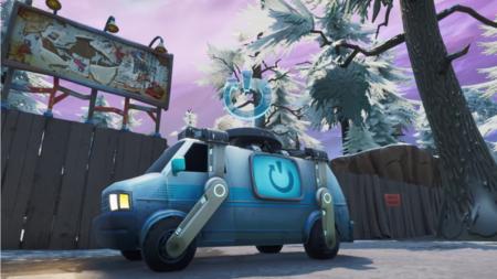 Guía Fortnite: mapa con la localización de todas las furgonetas de reinicio [Temporada 8]