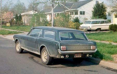 Ford Mustang Station Wagon Historia 3