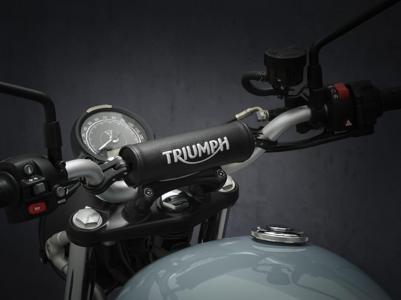 Foto de Triumph Street Scrambler 2021 (24/33)