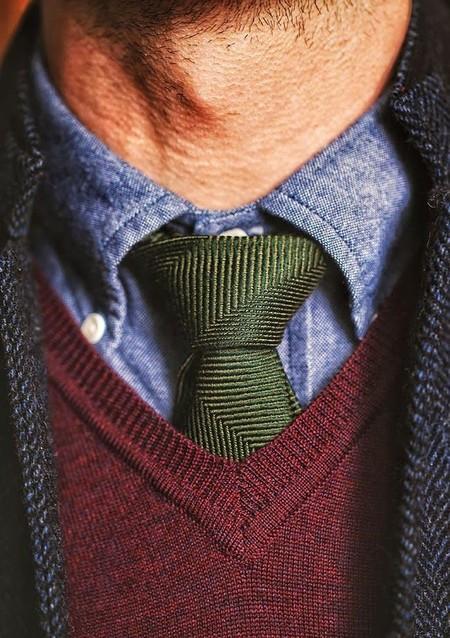 5 posibles nudos para la corbata que seguro que no sabías ni que existían
