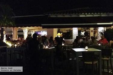 Restaurante Trattoria del Mare, para degustar un menú italiano en un entorno deportivo