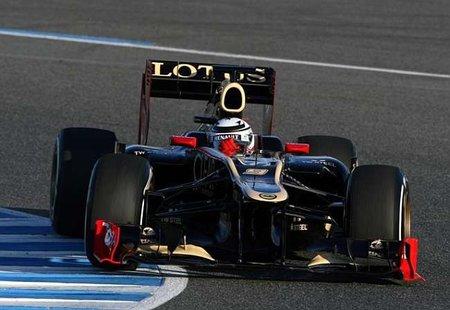 Kimi Raikkonen, el más rápido en la primera sesión matutina
