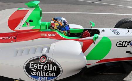Carlos Sainz volverá a la Fórmula Renault 3.5 con Zeta Corse hasta final de temporada