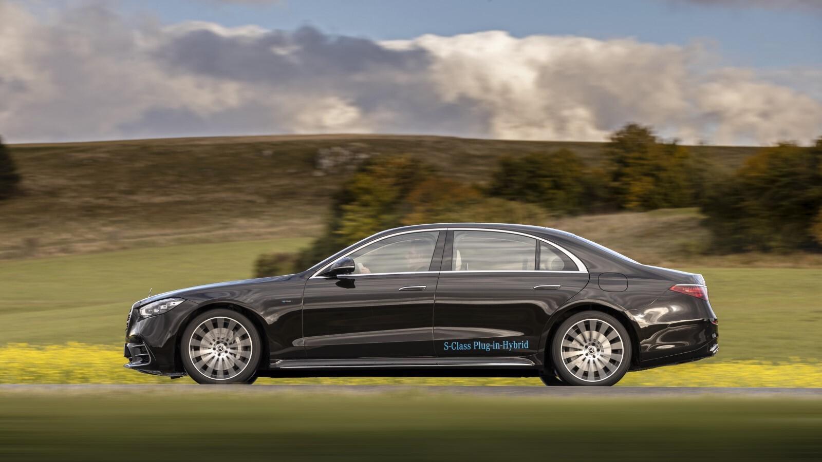 Foto de Mercedes-Benz Clase S PHEV 2021 (4/9)