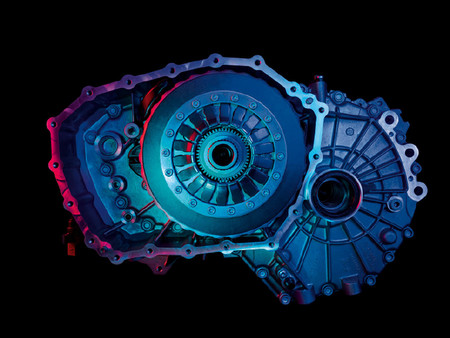 Transmisión del Porsche Taycan