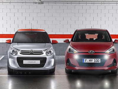 Comparativa Citroën C1 vs Hyundai i10: ¿cuál es mejor para comprar?