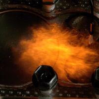 Hipnotismo mecánico, así funciona un motor transparente a 4.000 fps por segundo