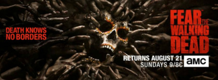 'Fear the Walking Dead' adelanta un nuevo mundo en su nuevo trailer