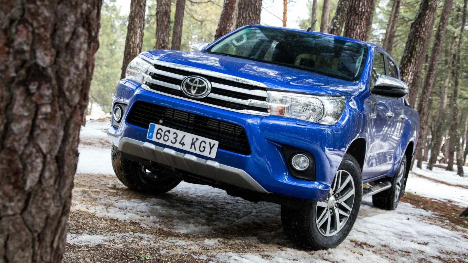 Foto de Toyota Hilux VXL - Fotos exteriores (14/41)