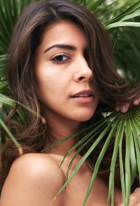 Miss Nicaragua Berenice Quezada no makeup