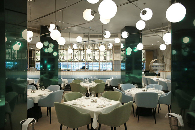 Restaurante The Atlantic Dubai 2