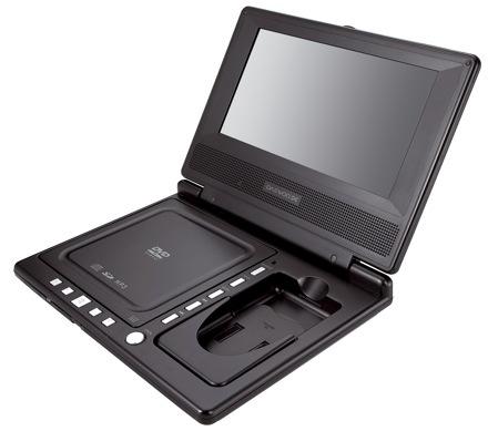 [IFA 2007] Reproductor DVD de Daewoo compatible con el iPod