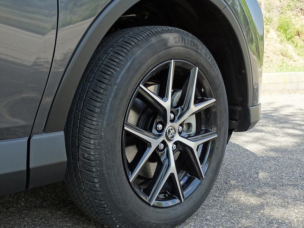 Foto de Prueba Toyota RAV4 hybrid: exteriores (18/18)