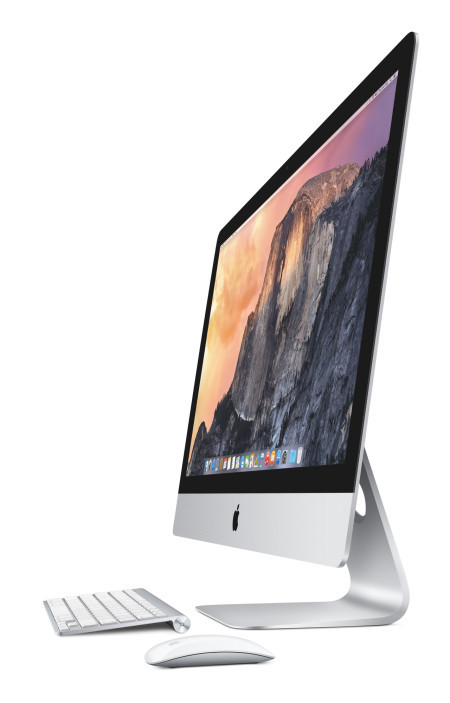 Nuevo iMac Retina, con pantalla 5K
