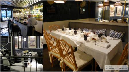 Restaurante Beker Espacios