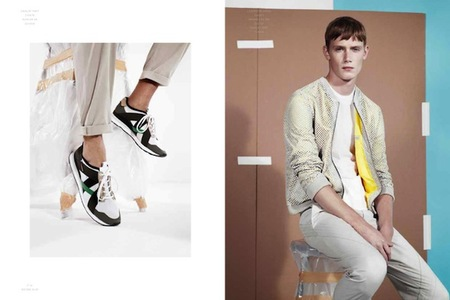Adidas SLVR, Primavera-Verano 2013: deportivo, fresco pero sobre todo, muy vistoso