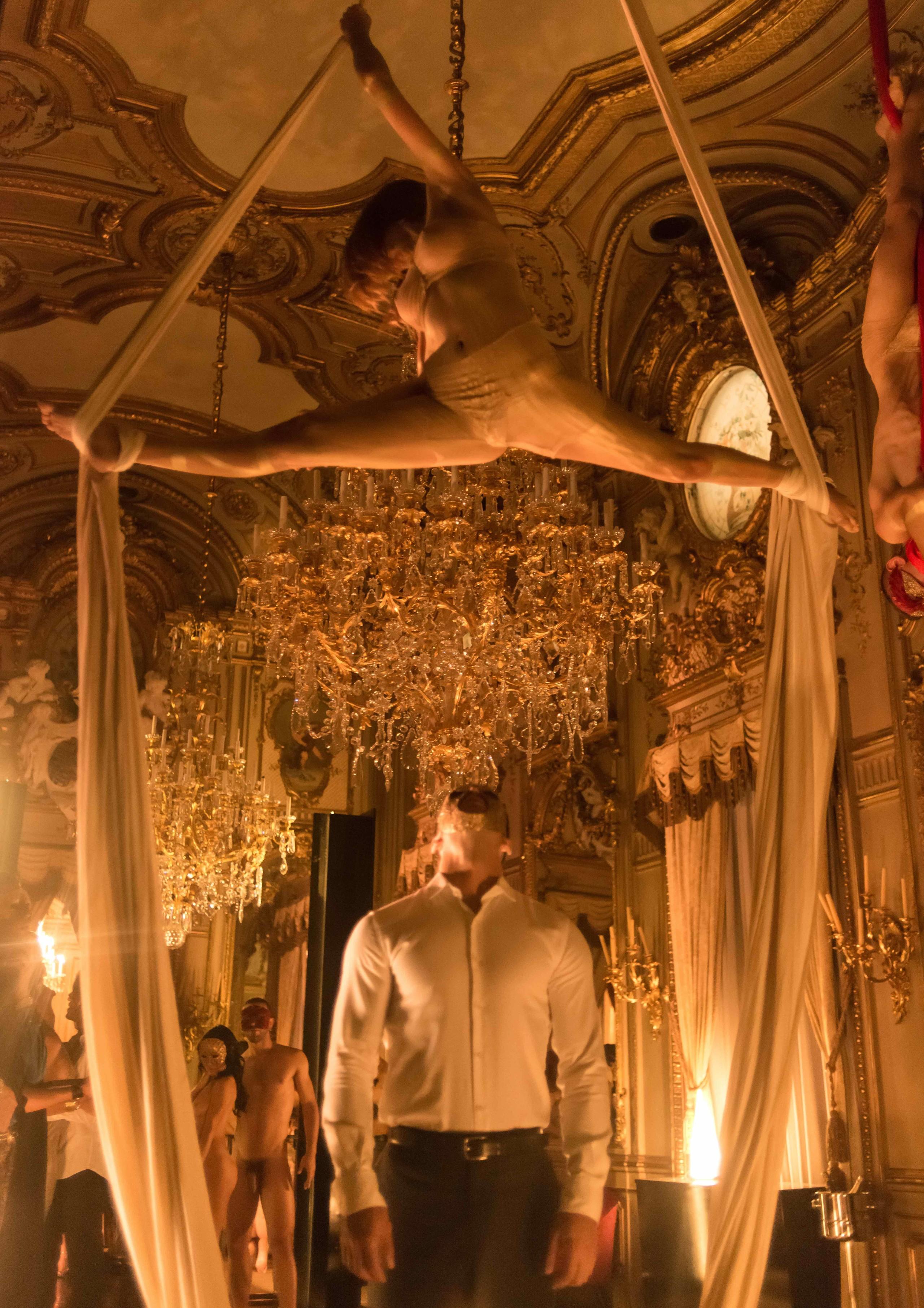 Foto de 'Instinto': imágenes de la serie erótica de Movistar liderada por Mario Casas (5/18)