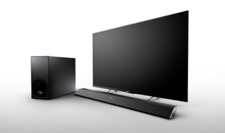 Sony anuncia tres  nuevas barras de sonido para esta primavera