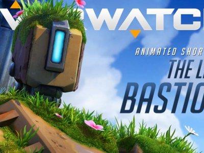 The Last Bastion, el quinto corto animado de Overwatch