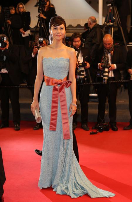 Nanako Matsushima Festival Cannes 2013