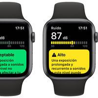 Cómo configurar las notificaciones de ruido en nuestro Apple Watch