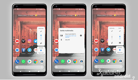 Android P Mejor Peor