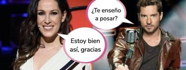 Malú regresa a 'La Voz' en Antena 3 y todos comentan lo mismo: ¿Se avecina movida con David Bisbal?