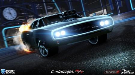 Rocket League sumará en unos días dos nuevos vehículos basados en Fast and Furious
