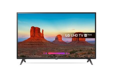 Smart TV de 43 pulgadas LG 43UK6200, con resolución 4K, rebajado en eBay y con envío gratuito: 339,99 euros
