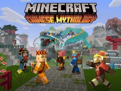 La mitología china llegará a Minecraft en su nuevo DLC