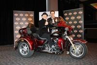 Harley-Davidson presenta la Tri Glide® Ultra Classic: el primer trike oficial de Milwaukee