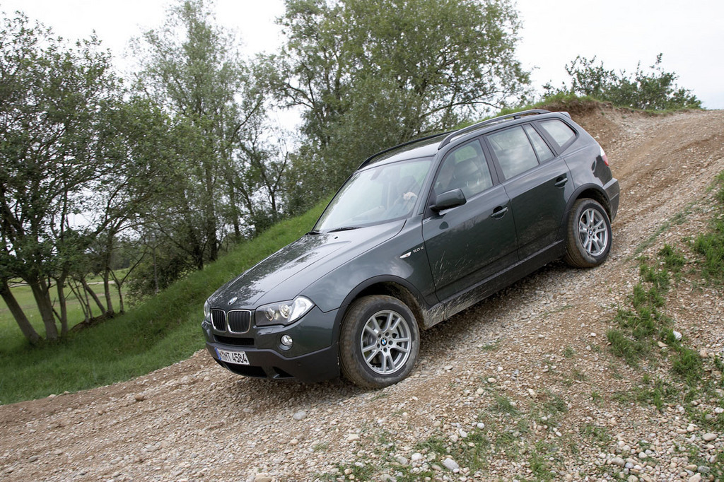 Foto de BMW X3 con EfficientDynamics (45/71)