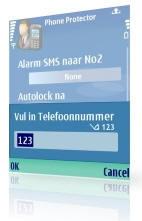 Phone Protector, bloquea tu móvil en caso de robo