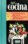 Manual de Cocina de la Sección Femenina