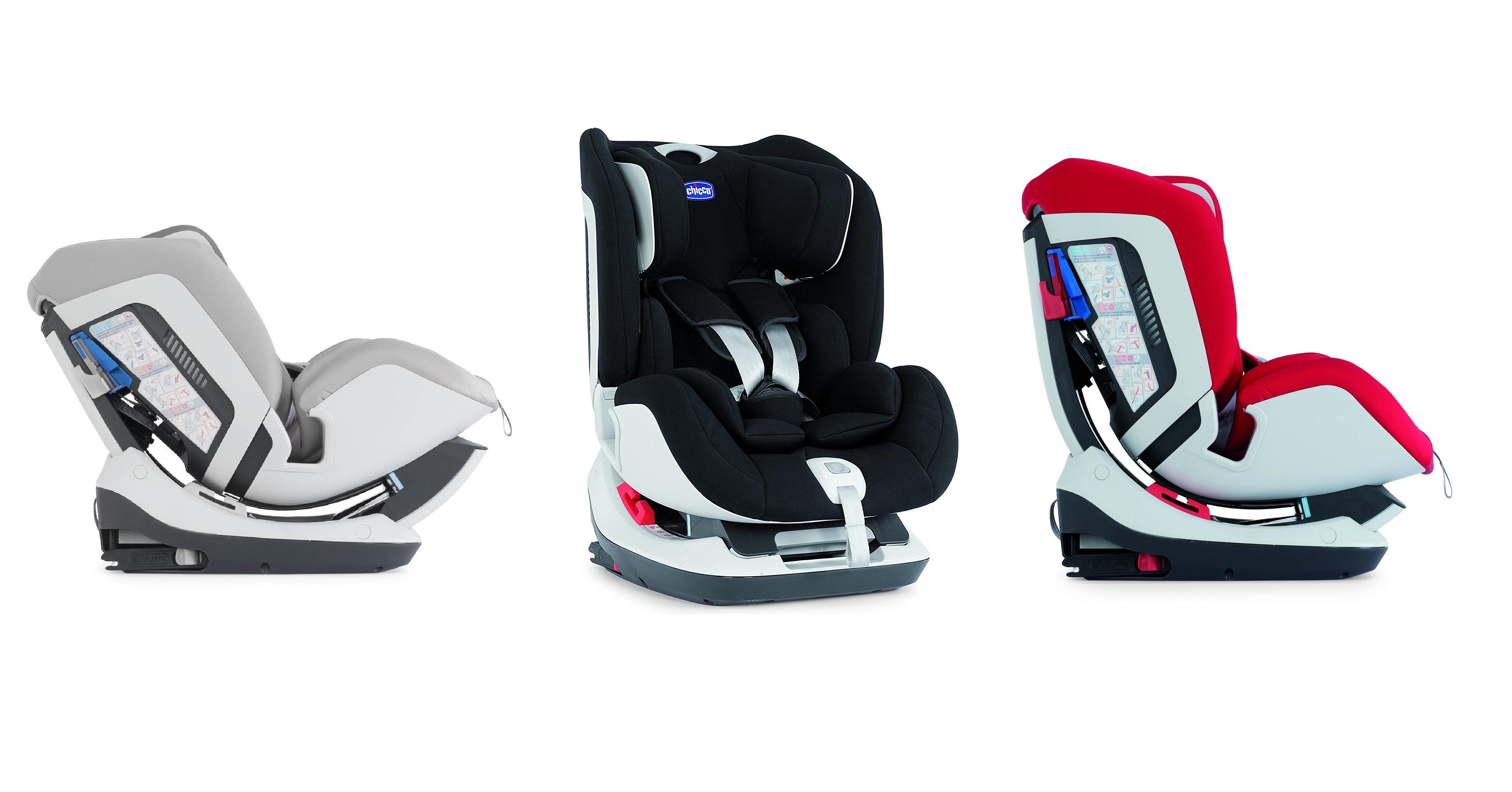 Silla de coche infantil chicco seat en amazon con 63 euros de descuento - Silla coche chicco ...
