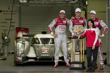 24 horas de Le Mans 2011: Homenaje a Audi