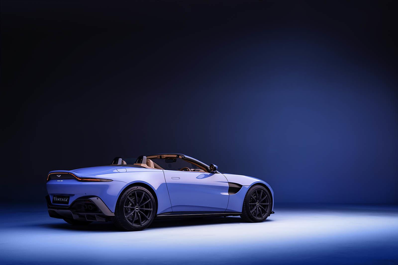 Foto de Aston Martin Vantage Roadster 2020 (6/11)