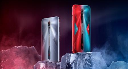 Nubia Red Magic 5S: la renovación llega con hasta 16 GB de RAM y un sistema de refrigeración mejorado