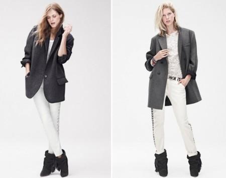 A la tercera va la vencida: la colección de Isabel Marant para H&M al completo. ¡Agarra papel y boli! (Y calculadora)