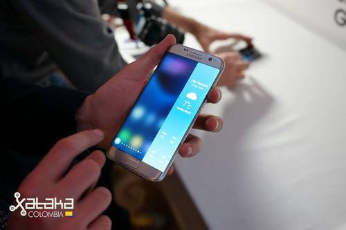 Este es el nuevo Samsung Galaxy S7 Edge