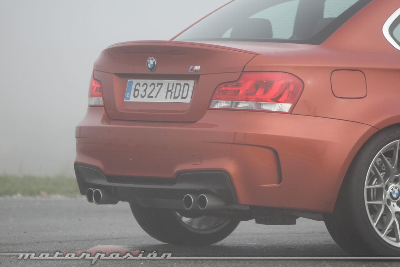 Foto de BMW Serie 1 M Coupé (Prueba) (34/60)