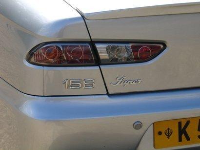 Autodelta 156 JTS Super