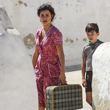 Tenemos la sensación de haber visto ya a Penélope Cruz en su papel de la nueva peli de Almodovar, Dolor y Gloria