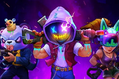 Análisis de Neon Abyss, un roguelike que le echa muchos huevos pero cuyos excesos son su peor arma