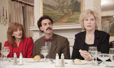 'Borat': Miedo y asco en los EE UU (y carcajadas también)