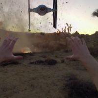 ¿Qué pasaría si un Jedi usara una GoPro durante sus aventuras?