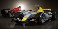 Audi F1 en 3D