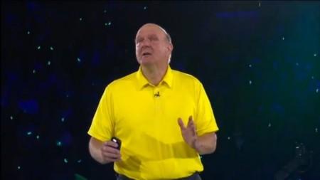 Steve Ballmer da un emotivo discurso de despedida entre empleados de Microsoft