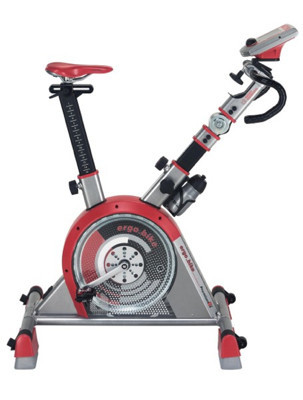 Ergo Bike Premium 8i, ejercicio compartido por Internet